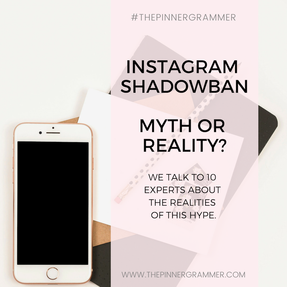 The Instagram Shadow Ban – Myth or Reality