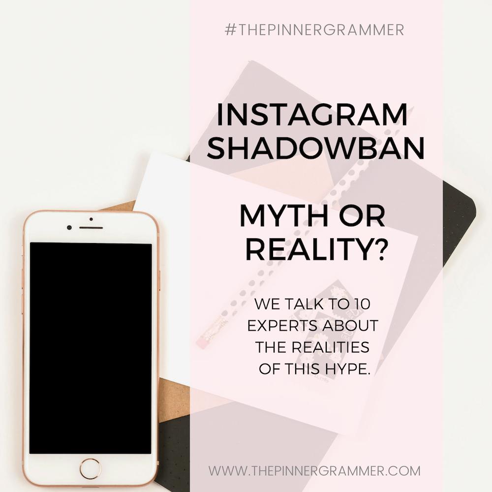The Instagram Shadow Ban – Myth or Reality