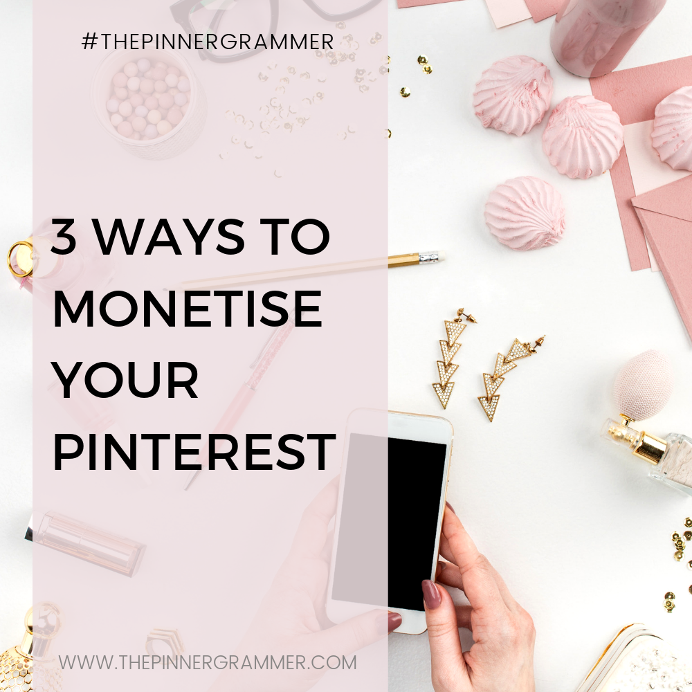 Expert Tips to Monetise your Business Pinterest Account