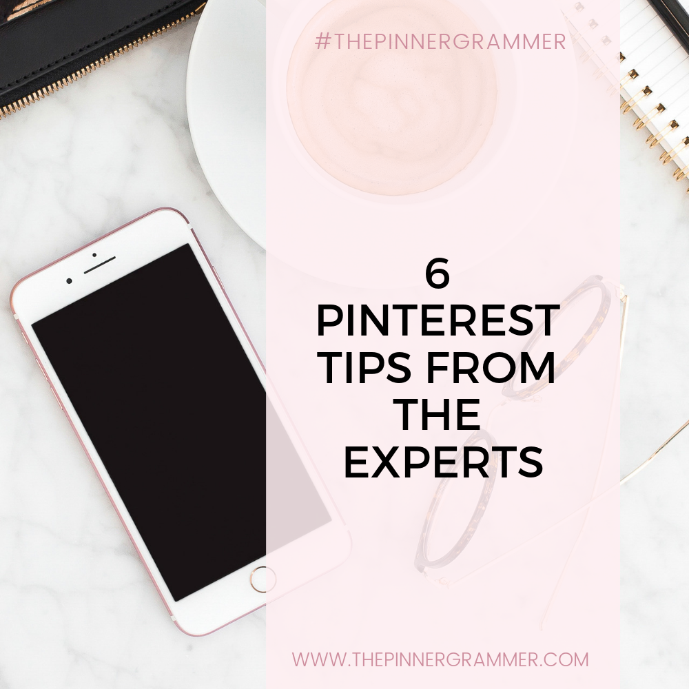 6 Pinterest Tips and Tricks from the experts to explode your visibility!