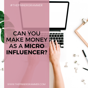 Can Micro-Influencers make good money on Instagram?